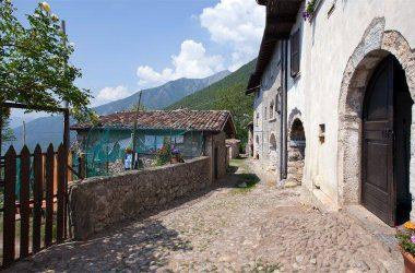 Località Dosso Oltressenda Alta.