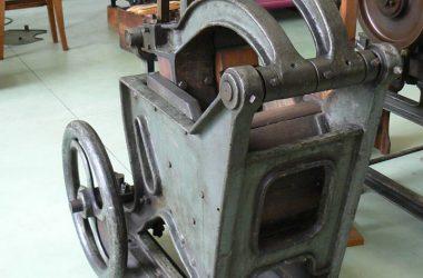 Macchine Museo del Tessile Leffe