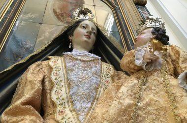 Madonna del Carmine Chiesa di Sant'Anna Albino