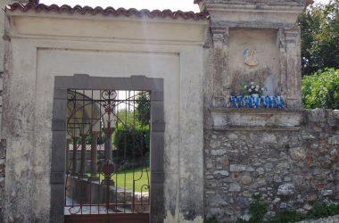 Madonnina a Vigano San Martino