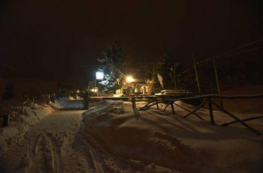 Monte Farno con la Neve Gandino