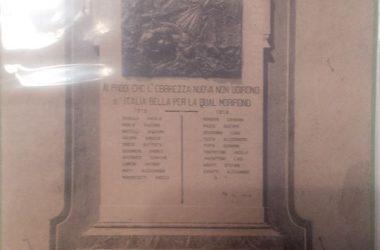 Monumento Caduti Barbata