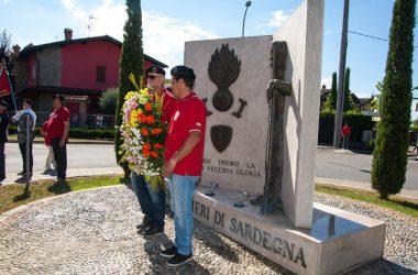Monumento caduti Calcinate