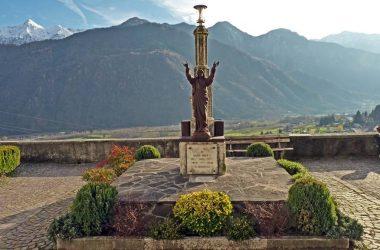 Monumento caduti Santa Brigida