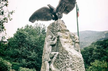 Monumento di Albenza Almenno San Bartolomeo