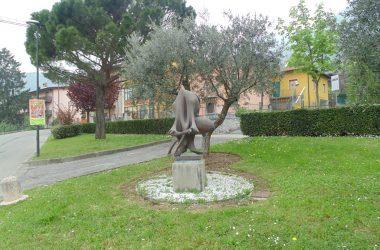 Monumento parco Vigano San Martino