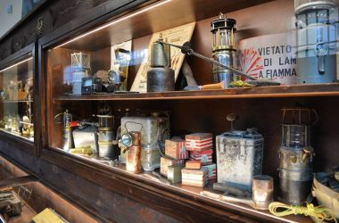 Museo dell'Illuminazione Mineraria Schilpario Bg