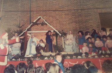 Natale 1985 Vigano San Martino