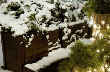Neve a Santa Brigida
