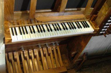 Organo Serassi 1853 Borgo di Terzo