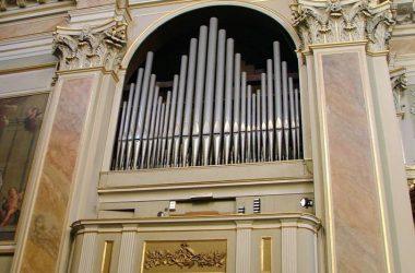 Organo Serassi Borgo di Terzo