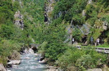 Orrido della Val Taleggio - Bergamo