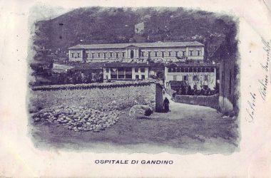 Ospedale di Gandino Immagine storica