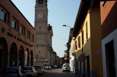 Paese di Bariano Bergamo