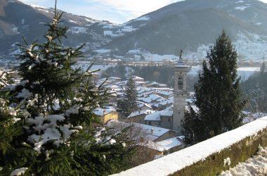 Paese di Borgo di Terzo
