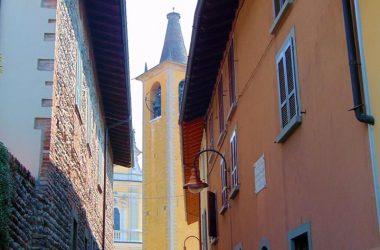Paese di Cologno al Serio Bergamo