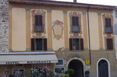 Palazzo Torre Suardi Trescore Balneario