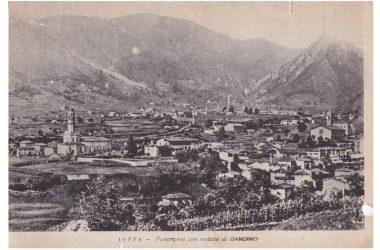 Panorama Leffe Gandino