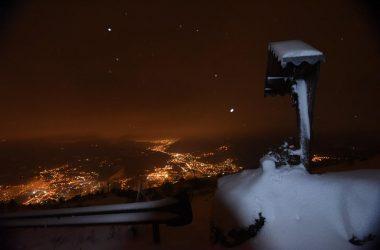 Panorama Monte Farno Gandino