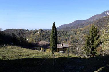 Panorama Santuario Della Madonna Del Mirabile Trescore Balneario