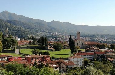 Panoramica Almenno San Bartolomeo