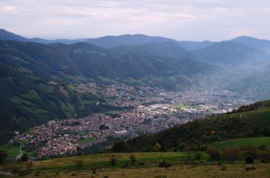 Panoramica Gandino