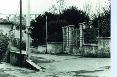 Parco comunale Gandino Immagine storica