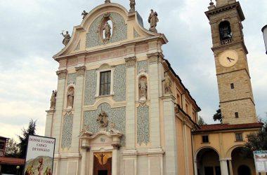 Parrocchia Treviolo San Giorgio martire