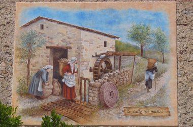 Passando da Santa Brigida Bergamo