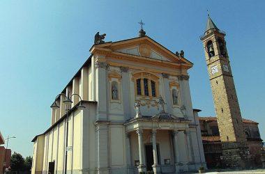 Pedrengo chiesa parrocchiale Sant'Evasio