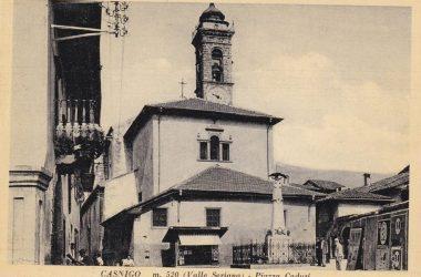 Piazza Caduti Casnigo
