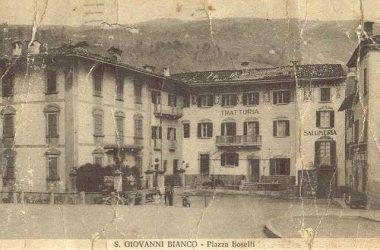 Piazza Martiri di Cantiglio San Giovanni Bianco