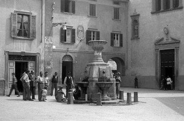 Piazza Vecchia di Casnigo