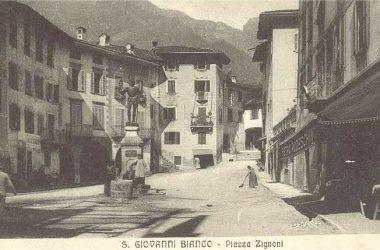 Piazza Zignoni San Giovanni Bianco