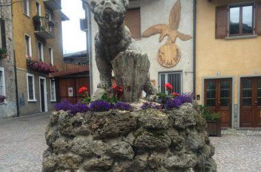 Piazza dell'Orso Schilpario