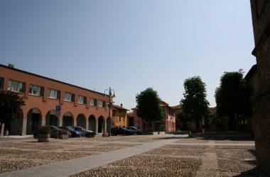 Piazza di Bariano