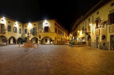 Piazza di Gandino Bg
