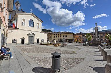 Piazza di Rovetta