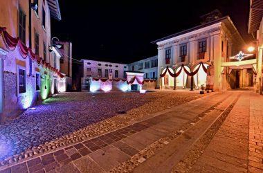Piazza di Santa Croce Gandino