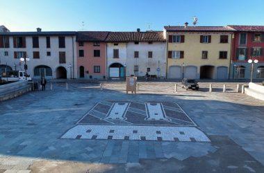 Piazza di alme Bergamo