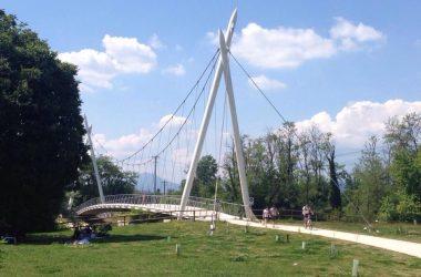 Pista ciclabile Parco Oasi Verde Seriate