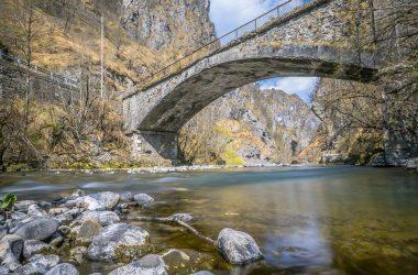 Ponte Orrido Val Taleggio