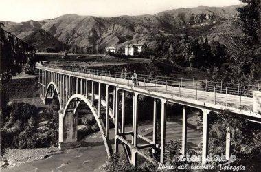 Ponte torrente Valeggia Rovetta