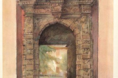 Porta Palazzo Giovannelli Gandino