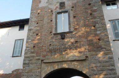 Porta Rocca Cologno al Serio