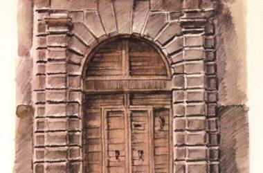 Porta Via Roma Gandino