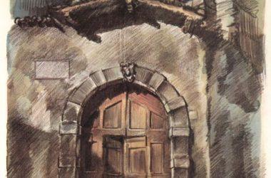Porta Via de Novellis 32 Cirano