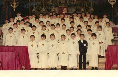 Prima comunione 1963 Cologno al Serio