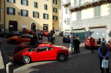 Raduno Ferrari Clusone