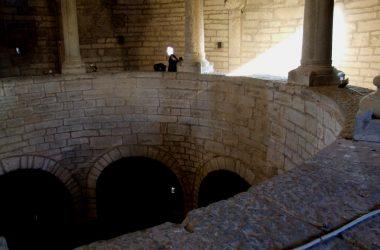 Raggio equizionale La Rotonda di San Tomè - Almenno San Bartolomeo